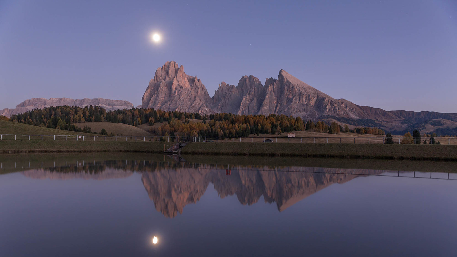 Autumn in the Dolomites