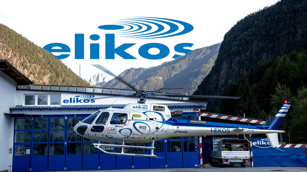 Dolomitenrundflug mit Elikos
