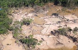 Observatório do Mercúrio: plataforma reúne estudos e informações sobre garimpo na Pan-Amazônia