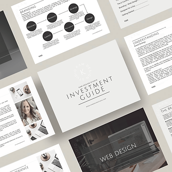 Branding and web design investment guide