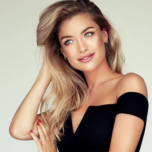 The Blondes HLB Hand-tied Hair Extensions