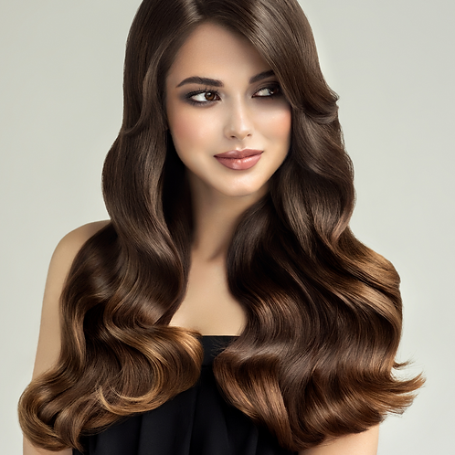 The Brunettes HLB Hand-tied Hair Extensions