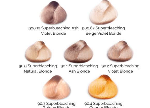 BES HiFi Superbleaching Permanent Hair Color
