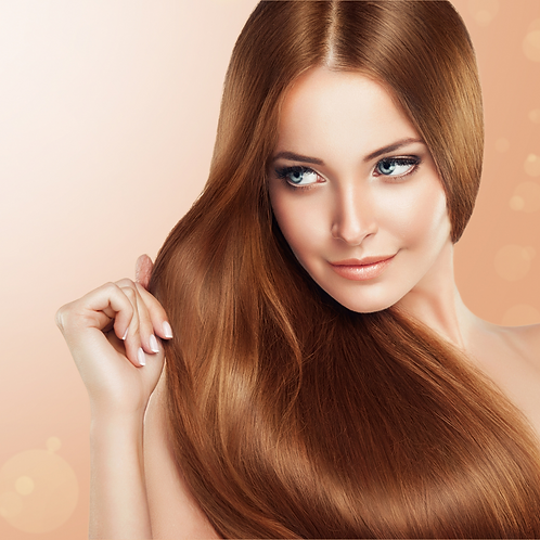 The Reds HLB Hand-tied Hair Extensions