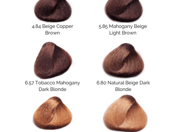 BES HiFi Goldens Permanent Hair Color