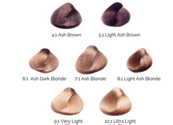BES HiFi Ash Permanent Color