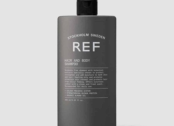 REF Hair & Body Shampoo