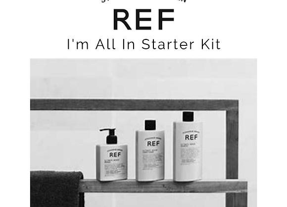 REF I'm All In Starter Kit