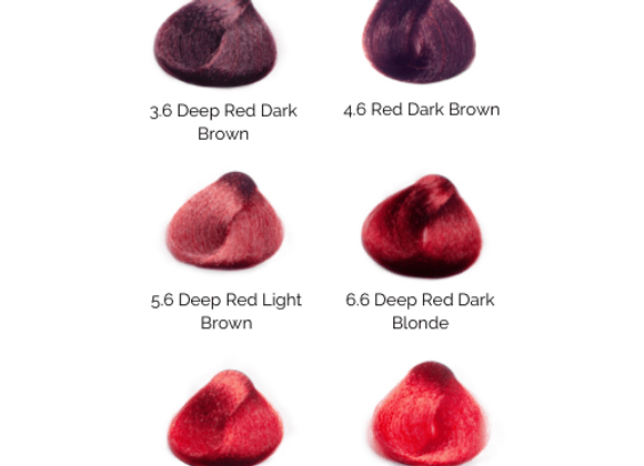 BES HiFi Reds Permanent Hair Color
