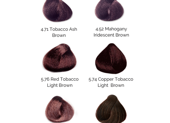 BES HiFi Copper-Brown Permanent Hair Color