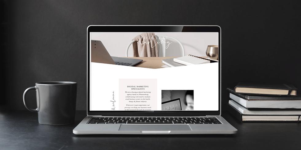 Web Designer and branding expert