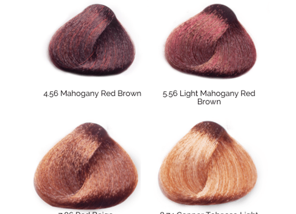 BES HiFi Copper-Mahogany Permanent Hair Color