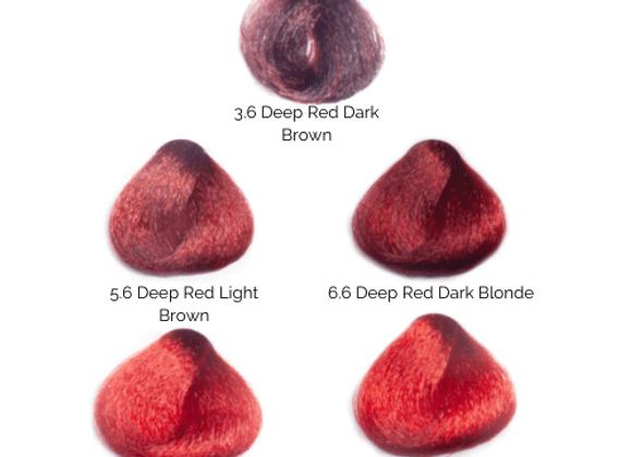 BES Deep Red Regal Soft Color