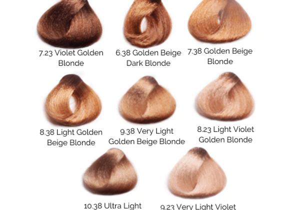 BES HiFi Blondes Permanent Hair Color