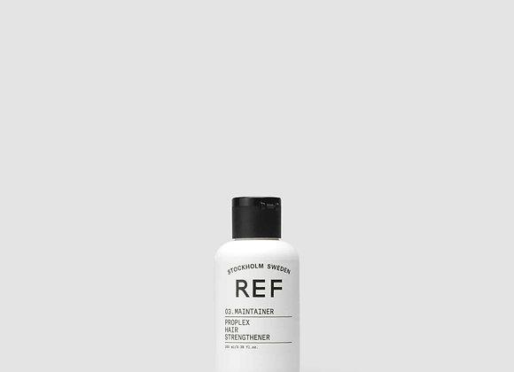 REF 03.Maintainer Proplex