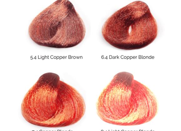 BES HiFi Copper Permanent Hair Color