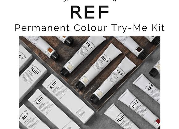 REF Permanent Colour Try-Me Kit