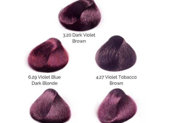 BES HiFi Violet Permanent Hair Color