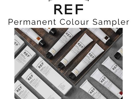 REF Permanent Colour Sampler
