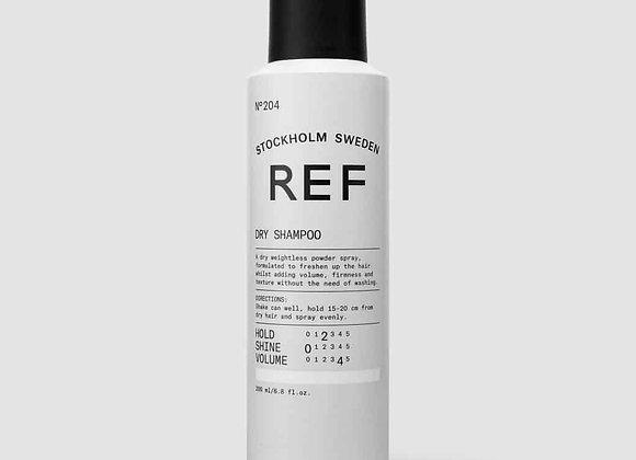 REF Dry Shampoo Brown N 204