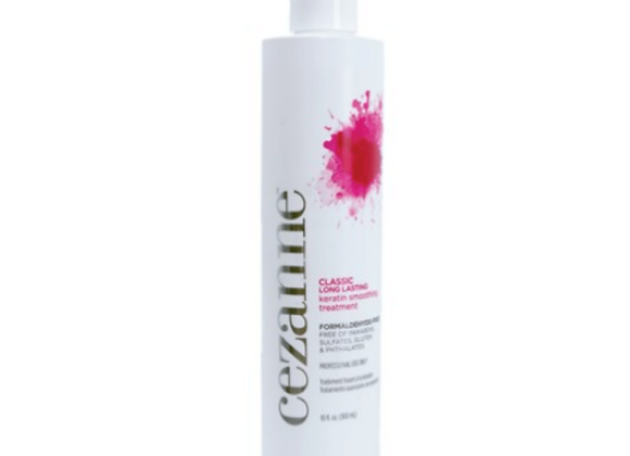 Cezanne Classic Keratin Smoothing Treatment