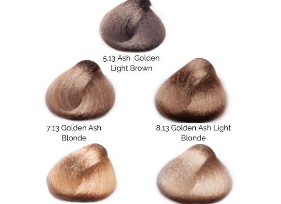 BES HiFi Ash Permanent Hair Color