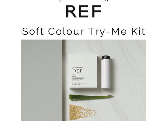 REF Soft Colour Try-Me Kit