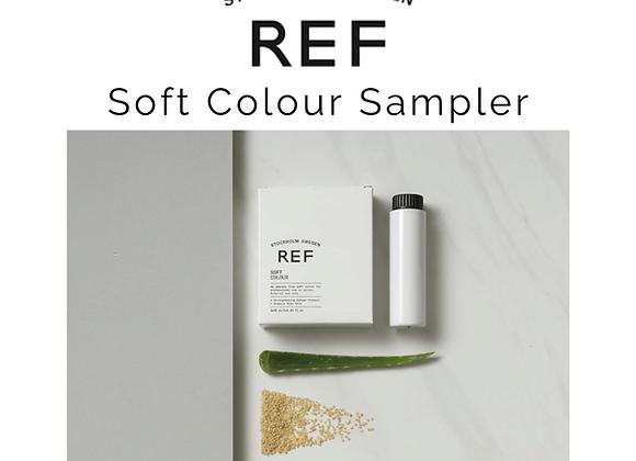 REF Soft Colour Sampler
