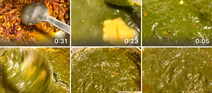 How I discovered palak & saag weren't the same & why eating them during lockdown gave me perspective