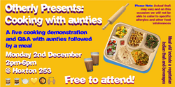 Otherly Presents: Cooking with Aunties