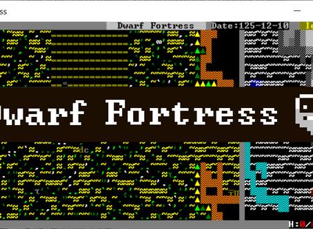 Découverte - Dwarf Fortress