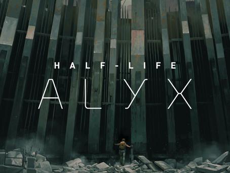 Découverte - Half-Life: Alyx