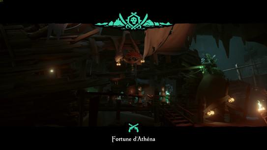 La Fortune d'Athena