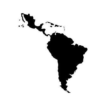 67887852-silueta-de-américa-latina-icono