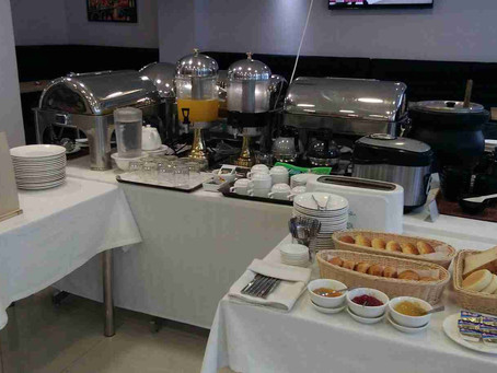 Today's Breakfast Buffet