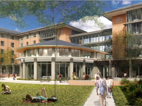 Owen's House starts construction at ODU