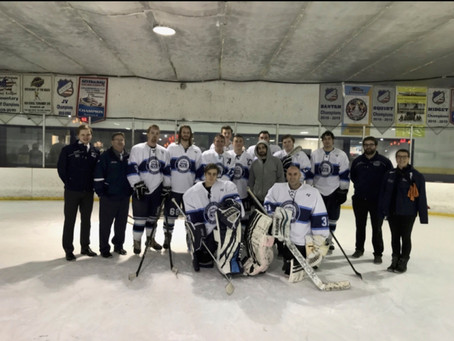 A bittersweet 20 year celebration for ODU men's hockey club