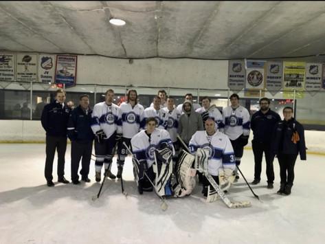 A bittersweet 20 year celebration for ODU men's hockey club