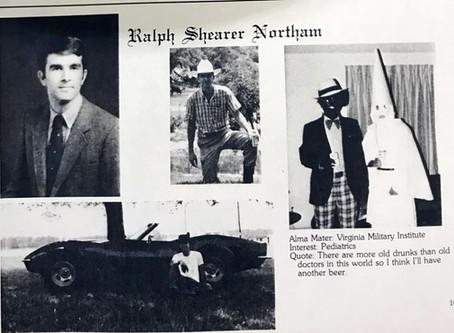 Racist photo found of Governor Ralph Northam