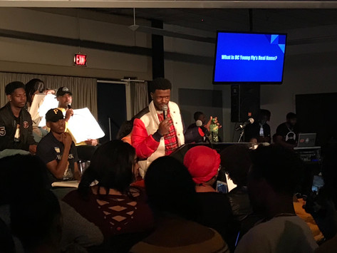 DC Young Fly makes his way to ODU
