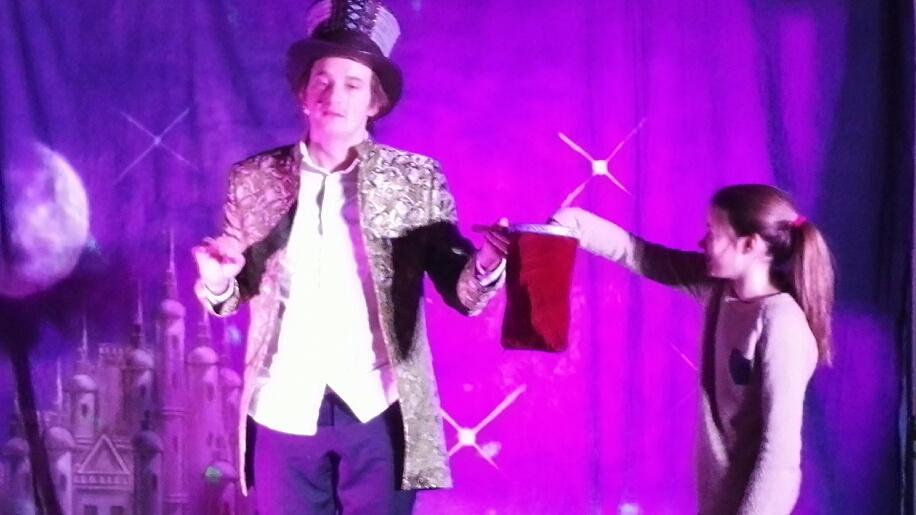 spectacle de magie pour écoles