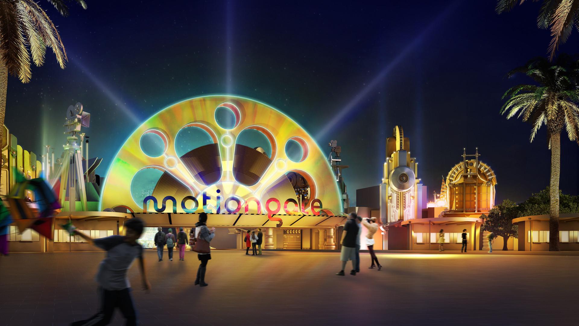 Motiongate Dubai