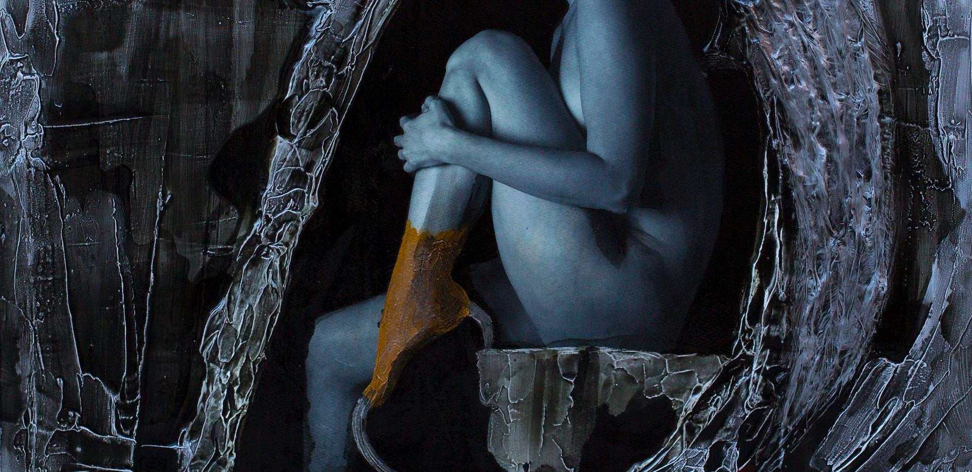 Silver Winged Goddess £1250