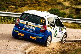 Rallye Madrid-Talavera 2021_#11 Angel Domenech Martin - Daniel Del Rincón Garcia - Citroën C2 Gt, Copa Pirelli Rally Centro