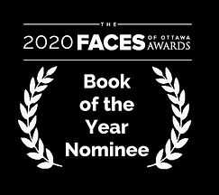 2020 Faces - Book of the Year Nominee -
