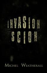 invasion scion - broken glass font (free