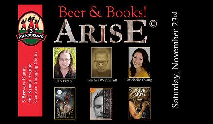 ARISE - Nov 23 - beer and books.jpg
