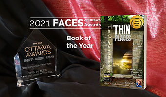 Thin Places - 2021 Book of the Year - Mi