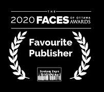 2020 Faces - Favourite Publisher - Broke