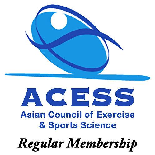 ACESS Regular Membership